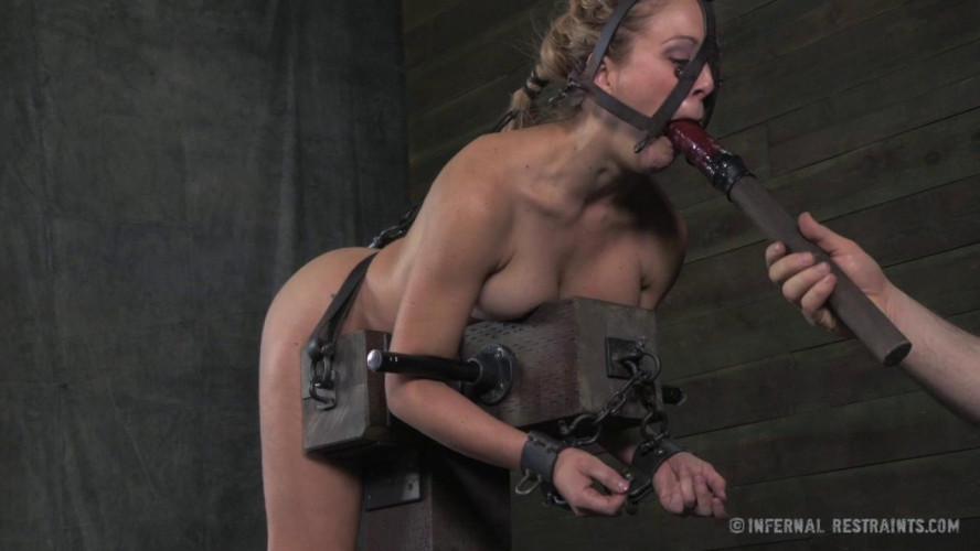 BDSM Compliance Part 2 - Cherie DeVille, Elise Graves
