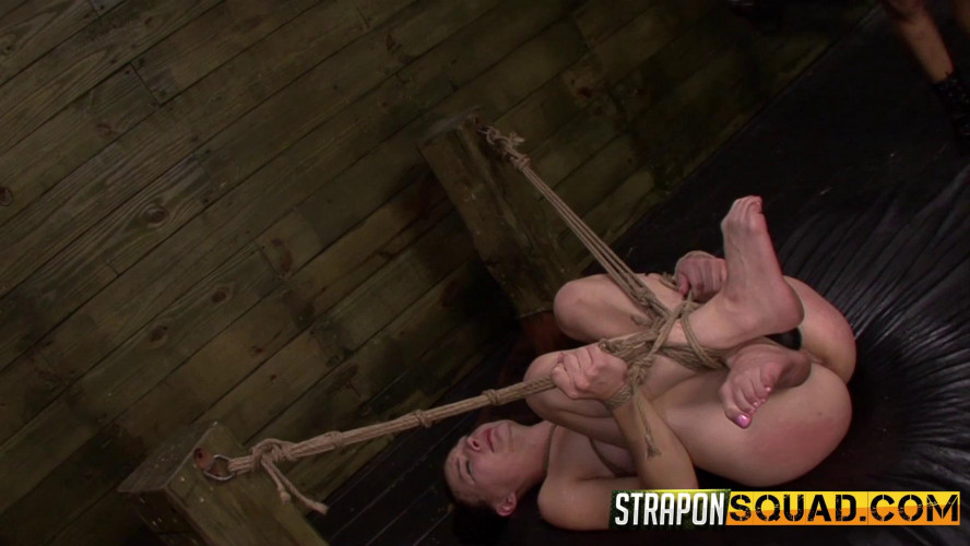 BDSM Another Round of Lesbian Domination with Nikki Bell Isa Mendez