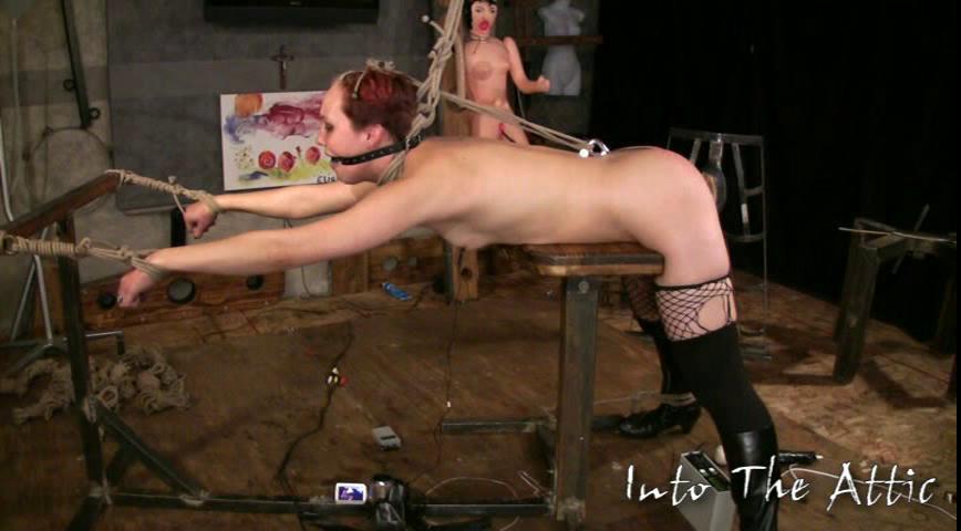 BDSM Real Hard Bondage part 1