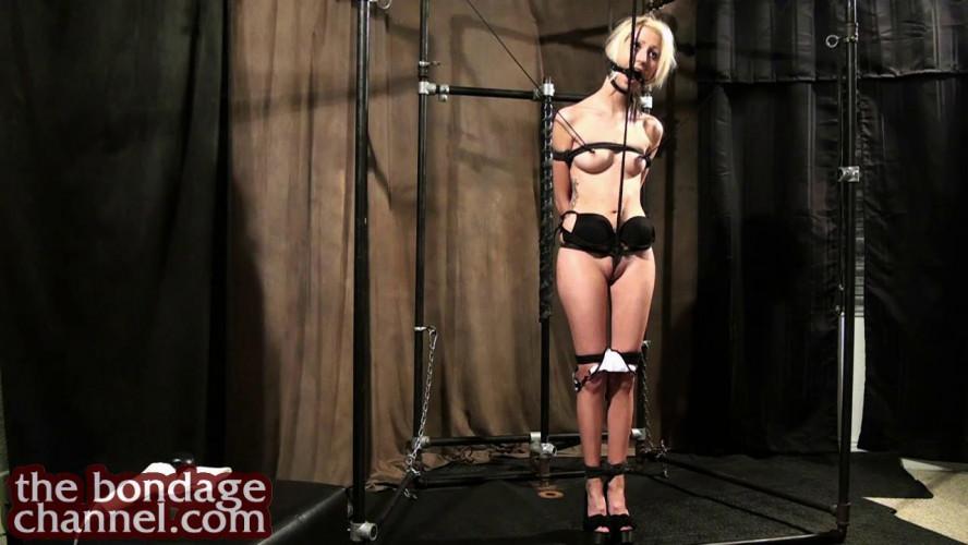 BDSM TheBondageChannel - Rene's Predicament