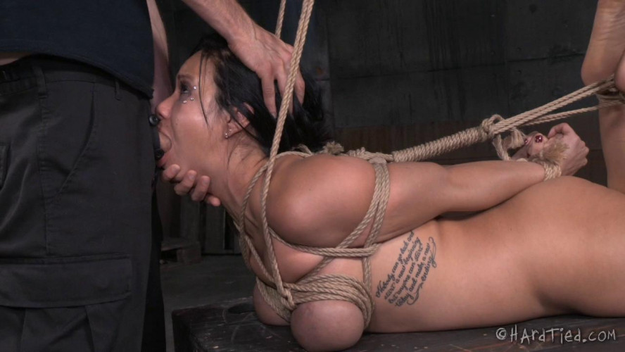 BDSM HardTied Kimmy Lee Wet Dreams