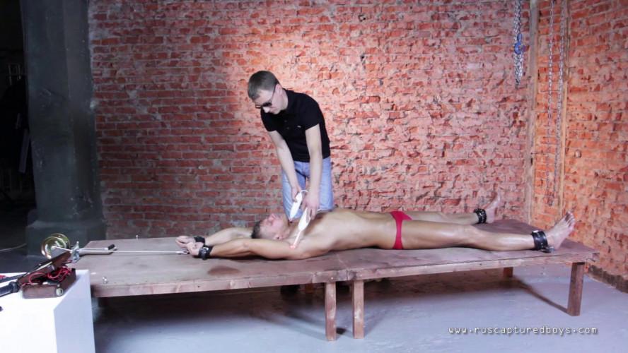 Gay BDSM RusCapturedBoys – Favourite Pain Slave Pavel - Part I
