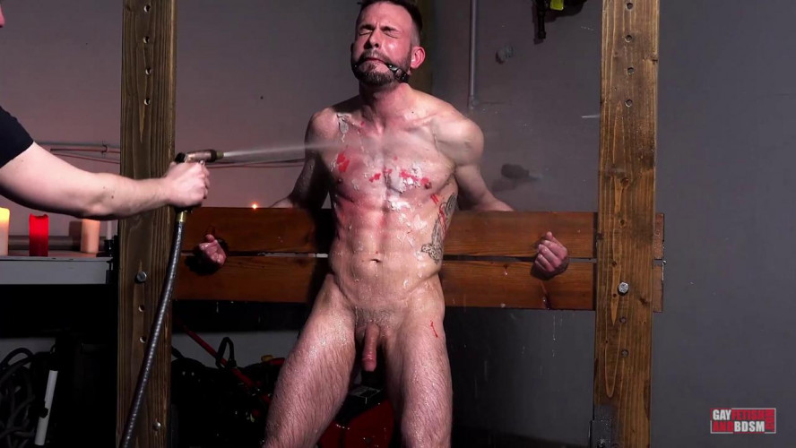 Gay BDSM Noah Evans - Boy Delivered vol. 8