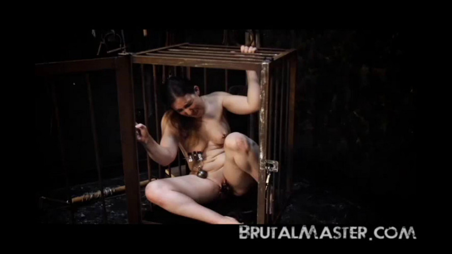 BDSM Master of Brutal Torture - Throw In The Towel