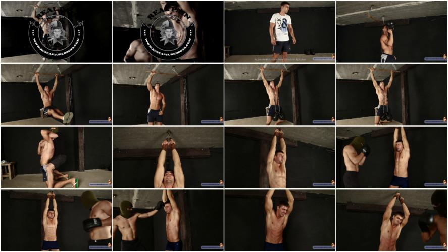 Gay BDSM RusCapturedB - Strength Gymnast Anton. Part I
