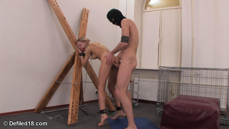 BDSM Beautifull Sweet New Wonerfull Collection Of Defiled18. Part 2.
