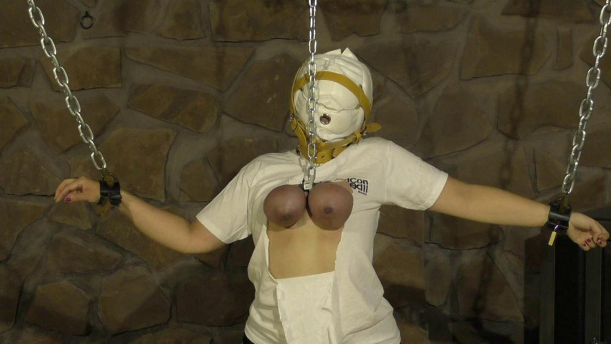 BDSM Torture in the Dungeon for Titslave