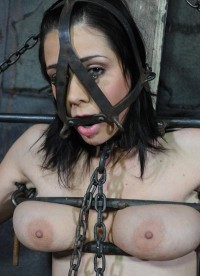 Young Virgin Tries BDSM