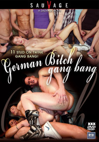 SauVage – German Bitch Gang Bang