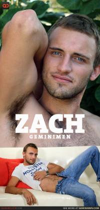 Gemini Men – Zach – Audition
