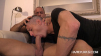 HKinks – Used By A Straight – Antonio Aguilera, Jace Tyler