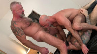 Part 2 – Fit, Furry And Fucked Raw
