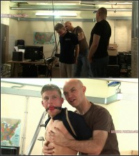 Taught About S&M, Ball-gagged And Tied, Flogged