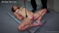 Super Restraint Bondage, Spanking And Domination For Exposed Hotty