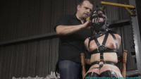 Tight Leather Bondage For Rachel – Part 1
