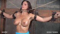Syren's Most Brutal Face Fucking And Prolonged Sybian