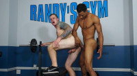 Straight Stud Brandon Foster Copulates Bi Hunk, Zane Porter