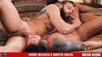 Frank Valencia & Martin Mazza