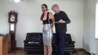 Latex Lady Restraint Bondage