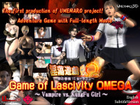 Game Of Lascivity Omega – Vampire Vs. KungFu Girl