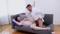 Manuel Skye Copulates Khyle Knoxx's Anal Opening 720p