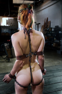 IR – For Bondage's Sake, Part 2 – Calico Lane, Cyd Black