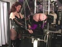 Femdom Latex Fetish Amanda Wildefyre's Rubber Slaves Rubber Boot Slut