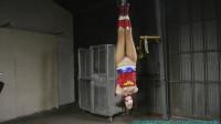 Woman Wonder Is Professor Meat Paws Bondage Captive – Rachel – Part 2 – HD 720p