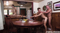 Family Dick – Under The Table (1080p)