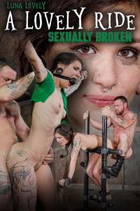 Sexuallybroken – A Lovely Ride With Luna Lovely, Sergeant Miles 720p