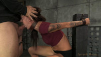 Kendra Cole Is Chained Down With Brutal Pounding