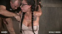 Sexy Bodied Lily Lane Receives Drilled From Each Direction By Huge Boners