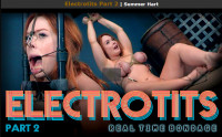 Realtimebondage – Electrotits Part 2