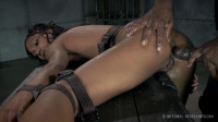 Nikki Darling , Hard Anal Bdsm