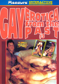 Gay Erotica From The Past Vol  0Vol. 3