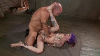 FB – 09-06-2013 – Young, Tattooed Slut Gets Fucked In All Of Her Holes
