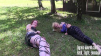 Vivienne Velvet And Fayth On Fire Are Bound Together