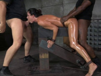 Fit Milf India Summer Shackled Down