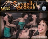 SexuallyBroken – Feb 22, 2016 – Deepthroat Queen Devilynne Does A Live BarS Show