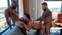 Cutler X, Viktor Rom And Teddy Torres