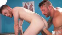 Dr Office Fisting, Scene 1 – Seamus O'Reilly & Hugh Hunter (HD 720p)