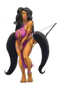 Legend Of Queen Opala Origin