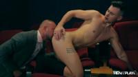 MenAtPlay – Cruising At Cine-X – Bruno Max & Lukas Daken (720p)