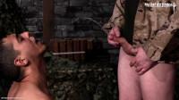 Beaten And Abused Cadet – Scene 1 – Ashton Bradley And Pan Bash – Full HD 1080p