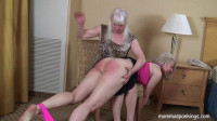 The Dominant Power Play Porn Momma Spanking Part ASS TO MOUTH