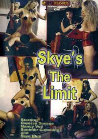 B&D Pleasures – Skye's The Limit DVD