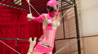 ShinyB – Trip Six.. Pink Power Ranger Peril