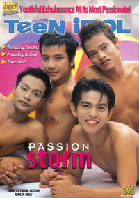 Teen Idol Passion Storm In Extreme Pounding Action