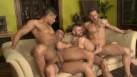 City Orgy With Young Males