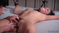 Kristina Rose Elise Graves Cyd Black Spread And Exposed